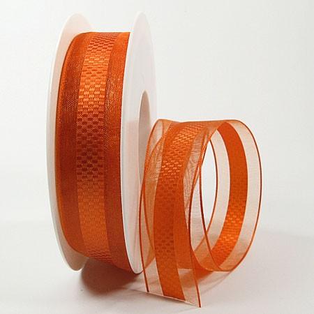 Emotion orange, 25mm breit / 25m-Rolle