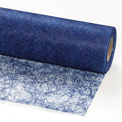 Sizoflor: 30cm breit / 25m-Rolle, dunkelblau