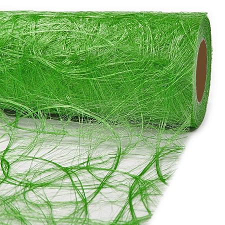 Sizoweb, apfelgrün: 60cm breit / 25m-Rolle
