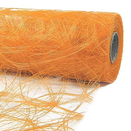 Sizoweb®, apricot: 60cm breit / 25m-Rolle