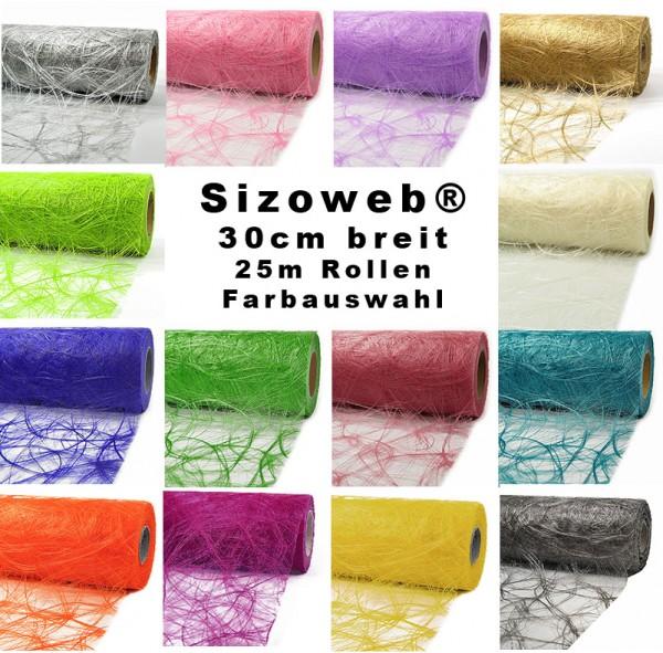 Kollektion Sizoweb® 30cm breit - 25m Rollen