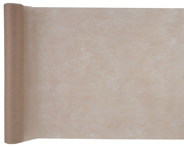 Dekovlies-PARTY: 300mm breit / 10m-Rolle: taupe