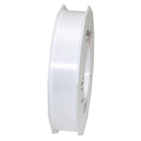 Polyband-AMERICA: 25mm breit / 91m-Rolle, weiß