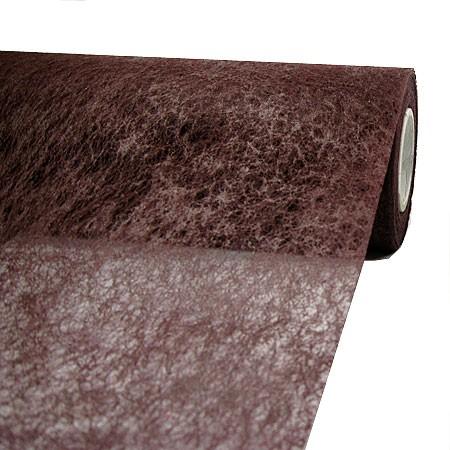 Dekovlies, dunkelbraun - 70cm breit / 25m-Rolle
