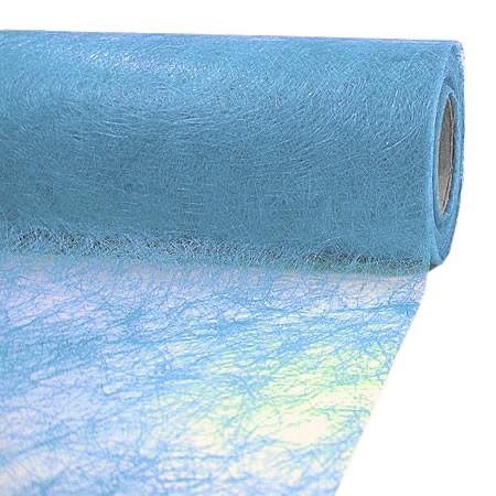 Sizoflor: 30cm breit / 25m-Rolle, hellblau