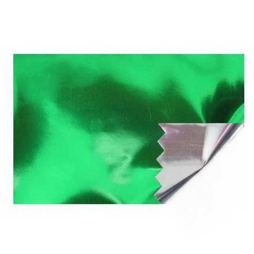 Zauberfolie, hochglanz grün