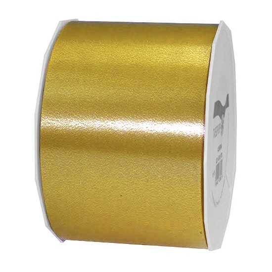 Polyband-AMERICA, gold: 90mm breit / 91m-Rolle