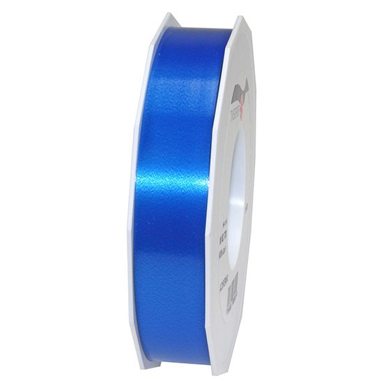 Polyband-AMERICA: 25mm breit / 91m-Rolle, royalblau