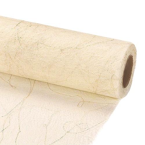 Sizoflor® de Luxe: 600mm breit / 25m-Rolle, creme