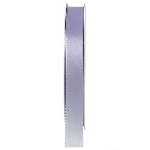 Taftband: 15mm breit / 50m-Rolle, flieder.
