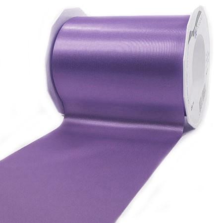 Satinband-ADRIA, lila: 112 mm breit / 25 m - Tischband