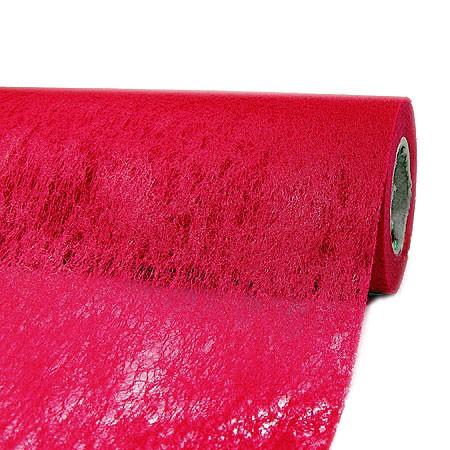 Dekovlies: 230mm breit / 20m-Rolle, fuchsia