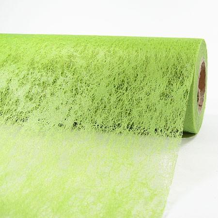 Deko-Vlies: 230mm breit / 20m-Rolle, hellgrün
