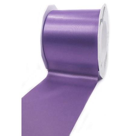 Satinband-ADRIA, Tischband: 72 mm breit / 25-Meter-Rolle, lila
