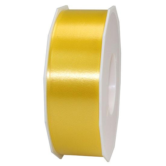 Polyband-AMERICA: 40mm breit / 91m-Rolle, gelb