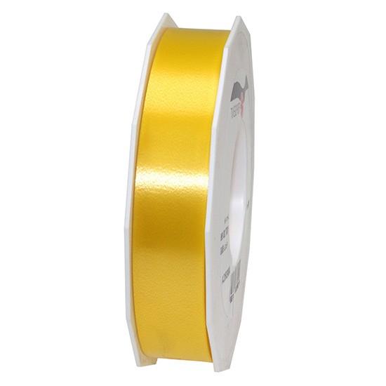 Polyband-AMERICA: 25mm breit / 91m-Rolle, gelb