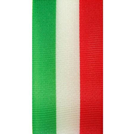 Nationalband Italien und NRW, 15mm breit / 25m-Rolle