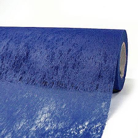 Dekovlies royalblau: 230mm, 20m-Rolle