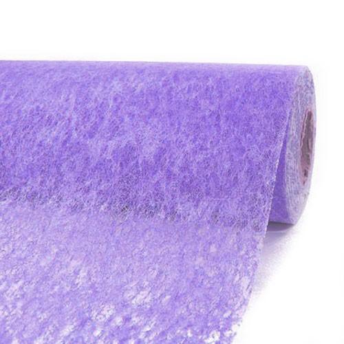 Deko-Vlies: 230mm breit / 25m-Rolle, lavendel