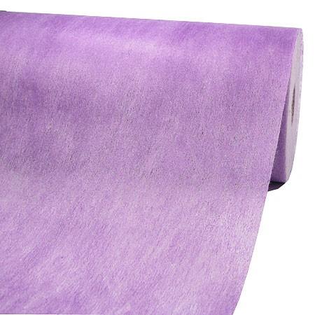 Fleece-Dekovlies: 250mm breit / 50m-Rolle, lavendel