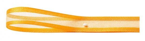 Florband: 10mm breit / 25m-Rolle, gelb