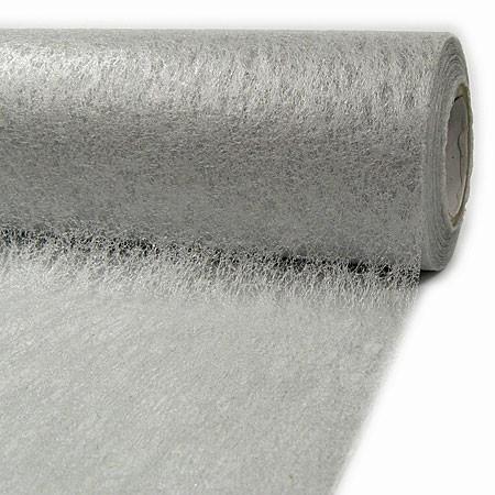 Dekovlies, 230mm breit, 20m-Rolle, silber-grau