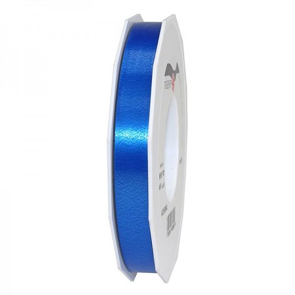 Polyband-AMERICA: 15mm breit / 91m-Rolle, royalblau.