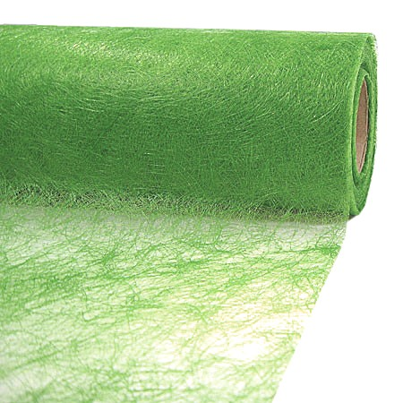Sizoflor®: 30cm breit / 25m-Rolle, lindgrün
