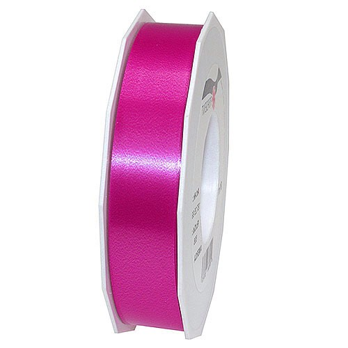 Polyband-AMERICA: 25mm breit / 91m-Rolle, pink