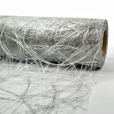 Sizoweb silber: 30cm breit / 25m-Rolle: 4506421400