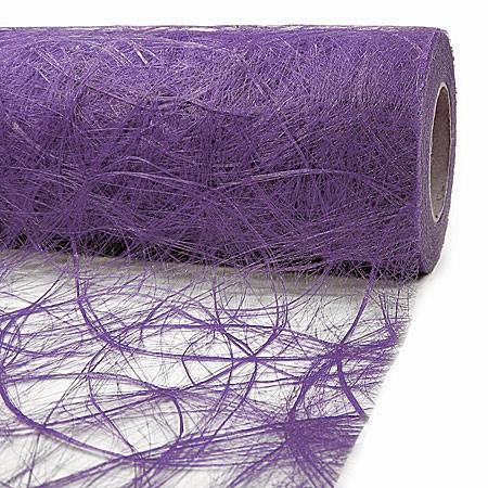 Sizoweb, 30cm breit / 25m-Rolle, lila