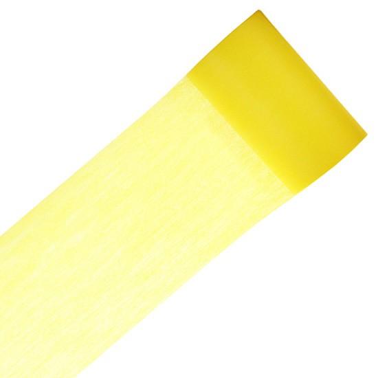 Dekovlies-PARTY: 100mm breit / 10m-Rolle