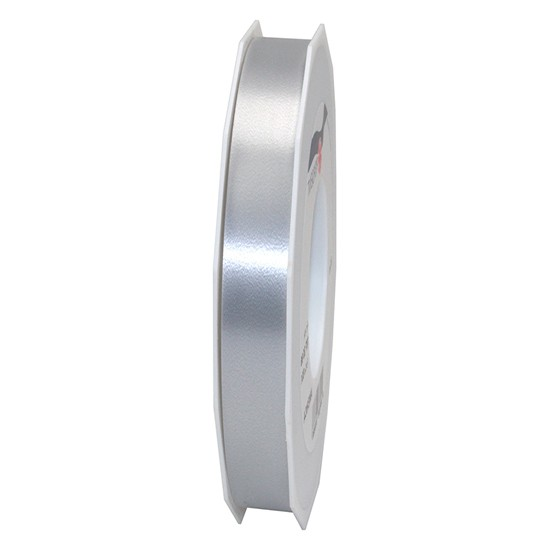 Polyband-AMERICA: 15mm breit / 91m-Rolle, silber.