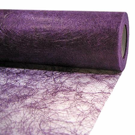 Sizoflor®: 60cm breit / 25m-Rolle, violett