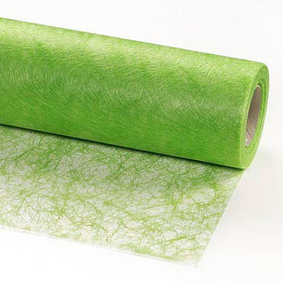 Sizoflor: 60 cm breit / 25m-Rolle, lindgrün