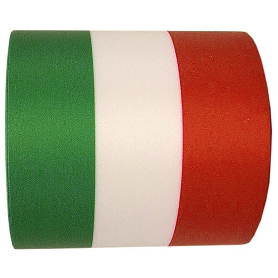 Nationalband Italien-NRW, 100mm breit / 25m-Rolle