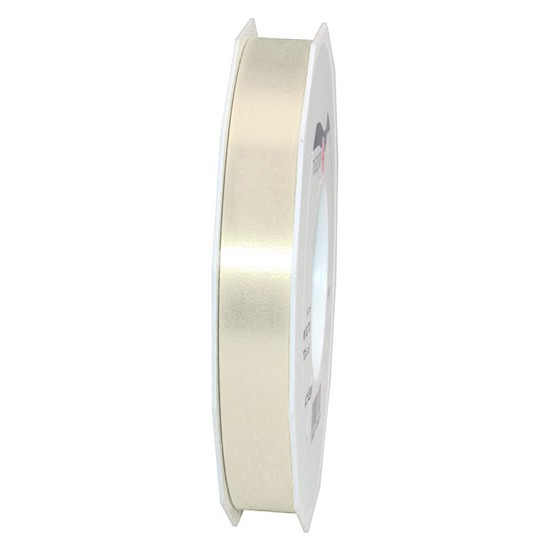 Polyband-AMERICA: 15mm breit / 91m-Rolle, creme