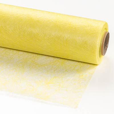 Sizoflor®: 30cm breit / 25m-Rolle, hellgelb