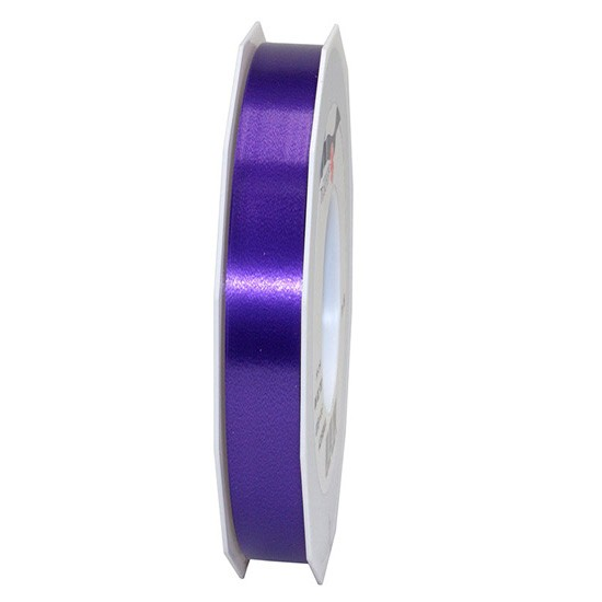 Polyband-AMERICA: 15mm breit / 91m-Rolle, violett.