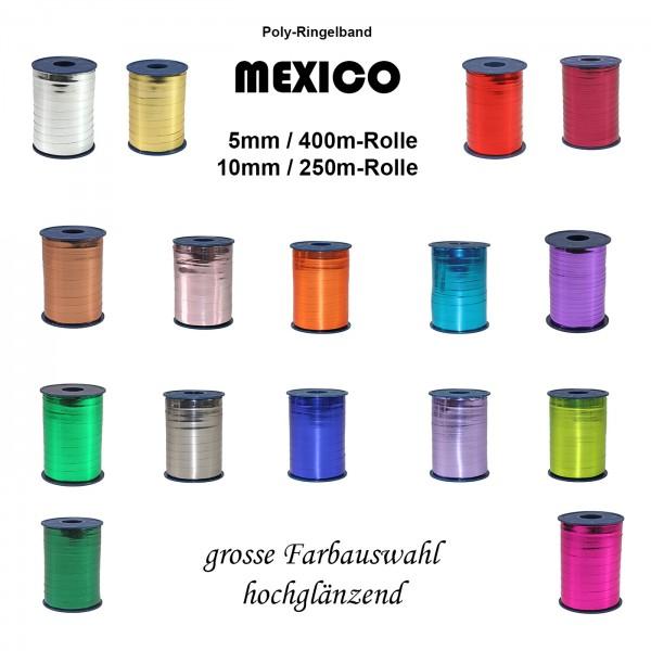 Polyband-MEXICO Breiten- und Farbauswahl