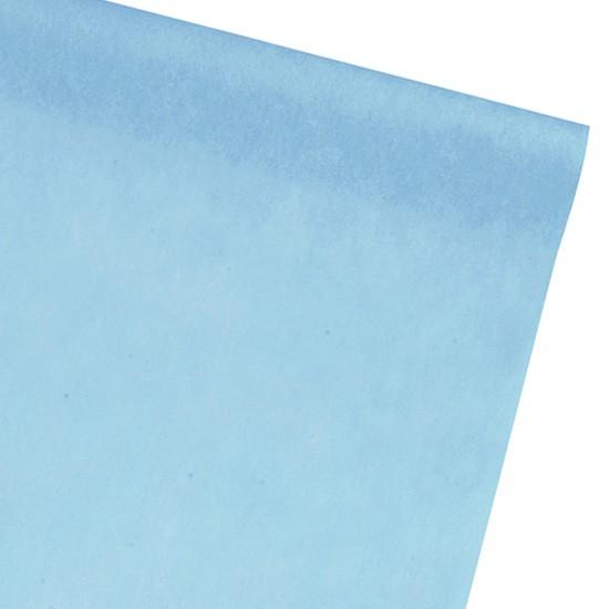 Dekovlies-PARTY: 300mm breit / 25m-Rolle: hellblau