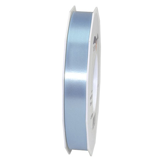 Polyband-AMERICA: 15mm breit / 91m-Rolle, hellblau.
