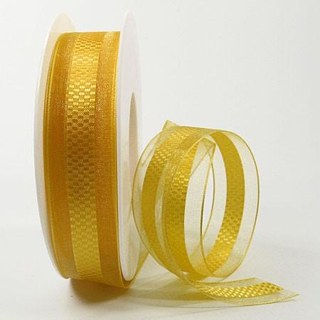 Emotion gelb, 25mm breit / 25m-Rolle