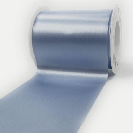 Satinband-ADRIA, hellblau: 112 mm breit / 25 m - Tischband