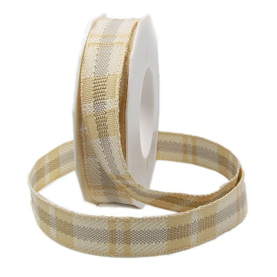 Dekorband-KUFSTEIN: 25mm breit / 15m-Rolle