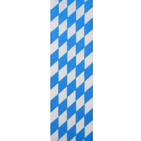 Byerische Raute: 40mm breit / 25m-Rolle