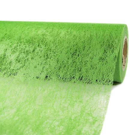 Deko-Vlies: 700mm breit / 25m-Rolle, apfelgrün