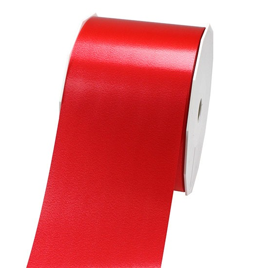 Polyband-AMERICA, rot: 90 mm breit / 91-Meter-Rolle