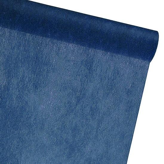 Dekovlies-PARTY: 300mm breit / 25m-Rolle: dunkelblau