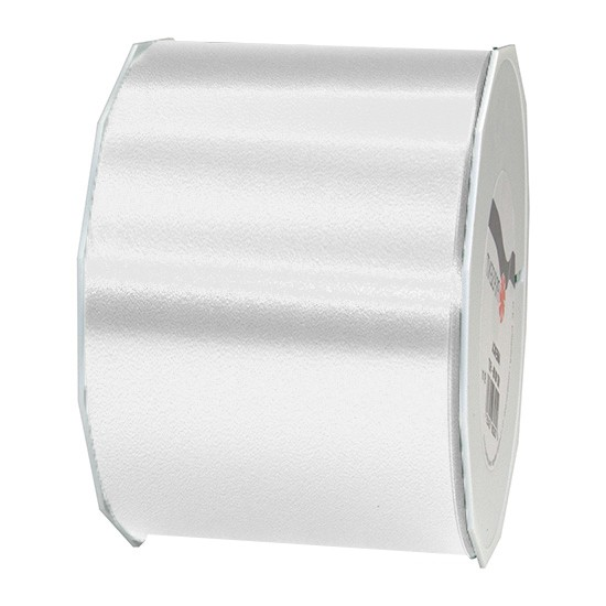 Polyband-AMERICA, weiss: 90 mm breit / 91-Meter-Rolle
